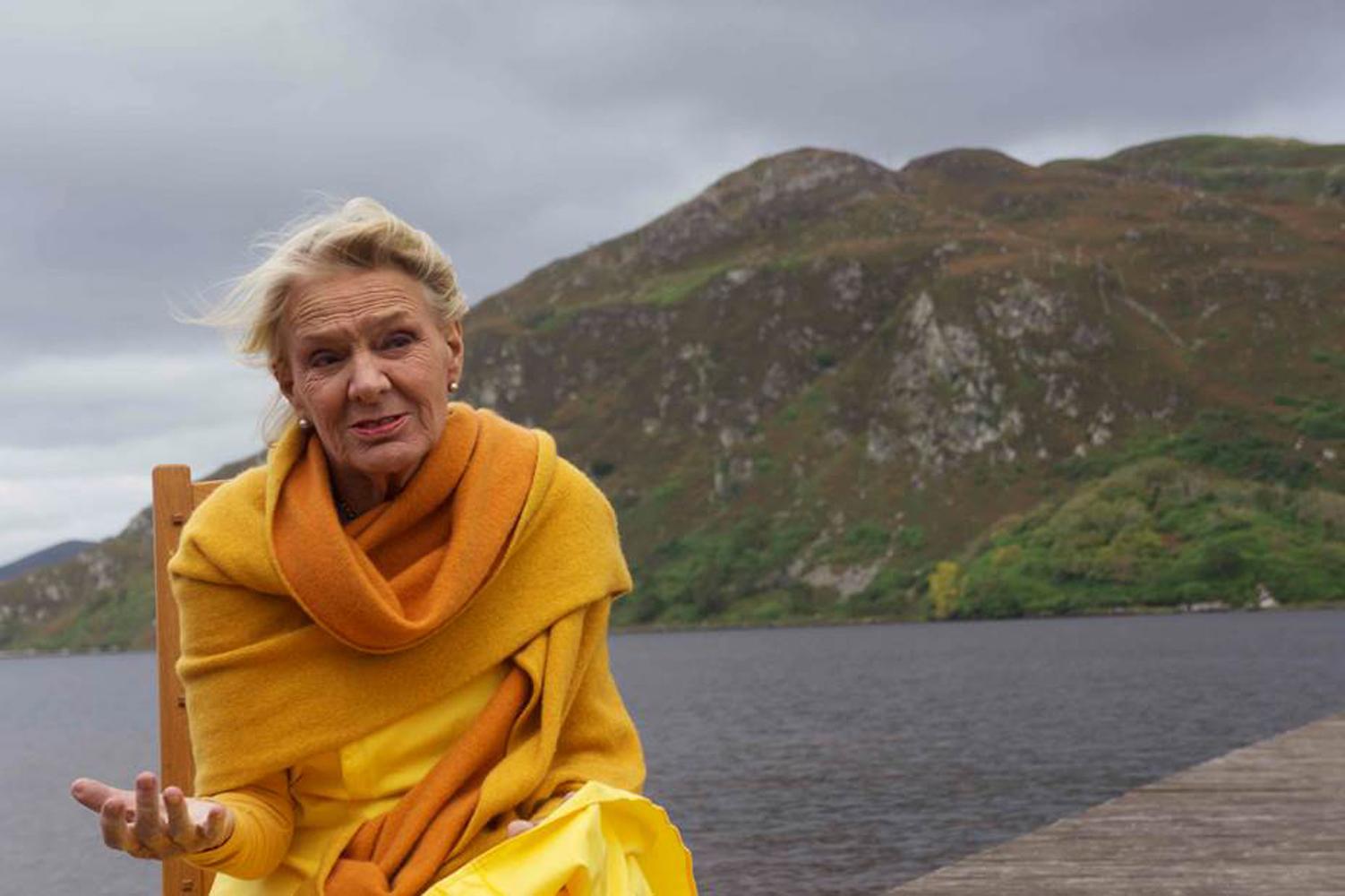 IFI Ireland on Sunday Interview: Maurice Galway, director of 'Pauline Bewick: Yellow Man, Grey Man'