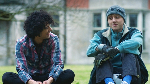 Film Ireland Review The Drummer and the Keeper