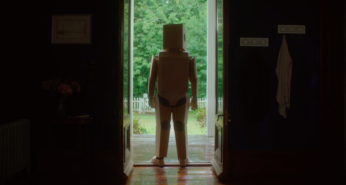Review of Irish Talent: New Shorts Three: Fiction - My Other Suit is Human