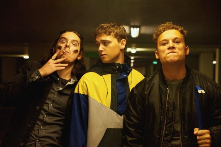 Irish Film Review: Here Are the Young Men