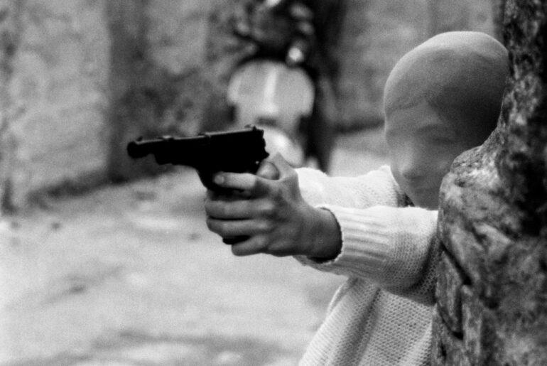 Review of Irish Film Shooting the Mafia