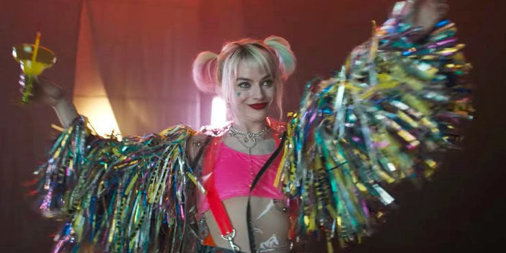 Review, Harley Quinn, Film Ireland