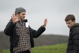 Director Phil Sheerin and Writer David Turpin of 'The Winter Lake'