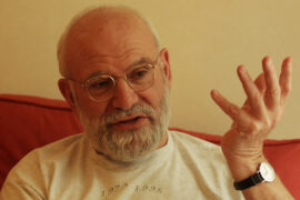 The DocArena Podcast: Episode 10 – Ric Burns (Oliver Sacks: His Own Life)